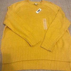 Old Navy Hi-Low Hem Sweater NWT Size Large